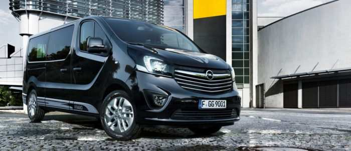 40 All New 2020 Opel Vivaro Release Date And Concept