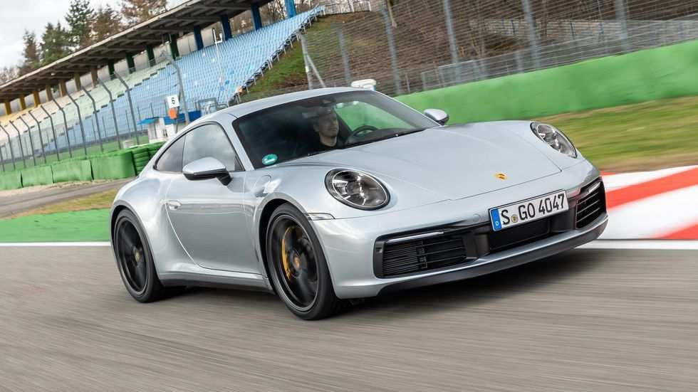 40 All New 2020 Porsche 911 Research New
