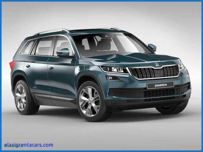 40 All New 2020 Skoda Snowman Full Preview Prices