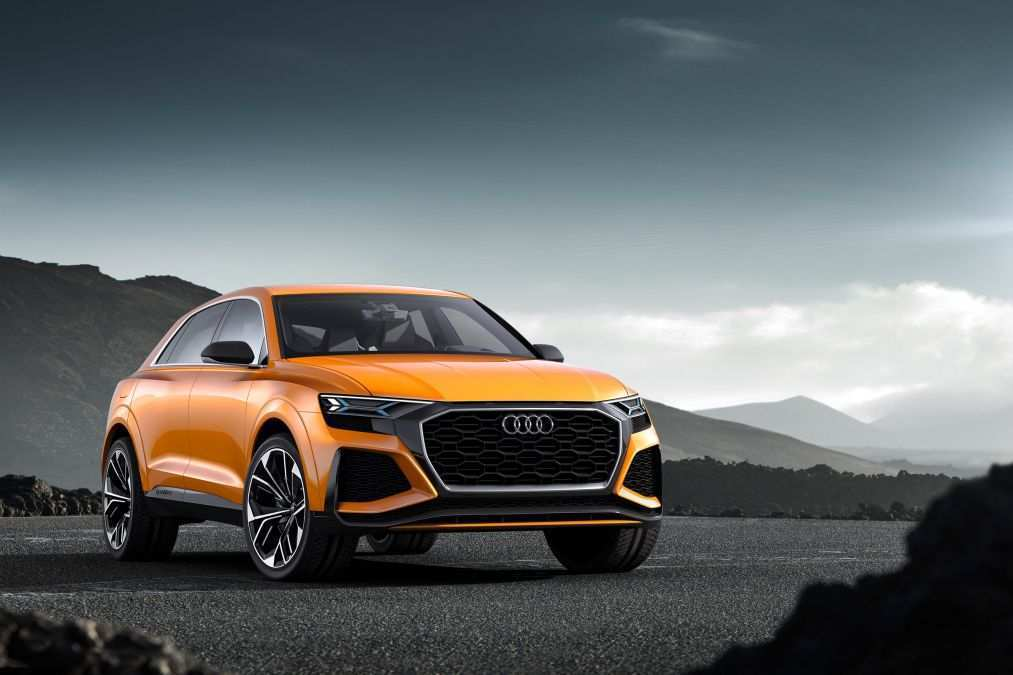40 All New Audi Electric Vehicles 2020 Model