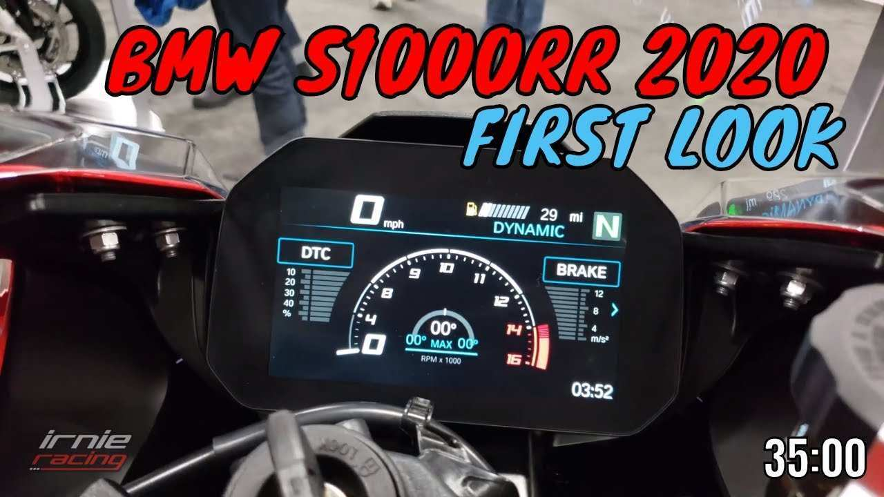 40 All New BMW S1000R 2020 Ratings