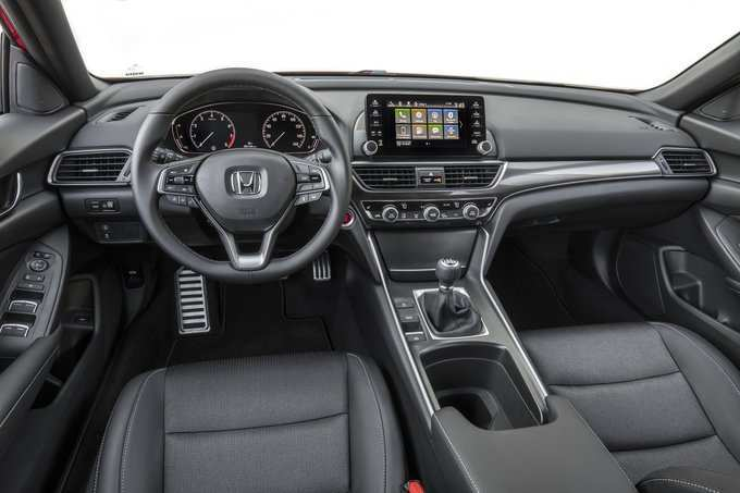 40 All New Honda Accord 2020 Sport Redesign And Review