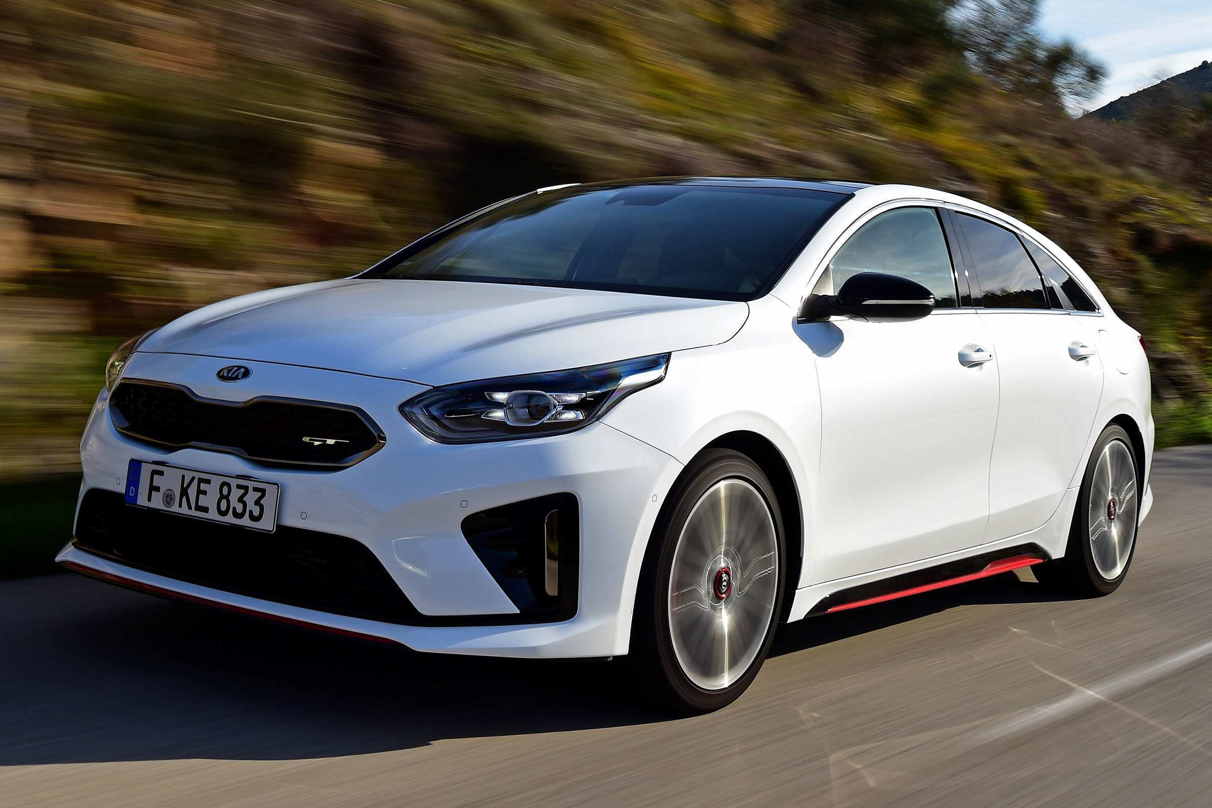 40 All New Kia Pro Ceed Gt 2019 Pricing