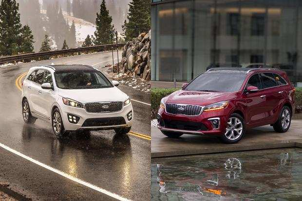 40 All New Kia Sorento 2019 Video Performance And New Engine