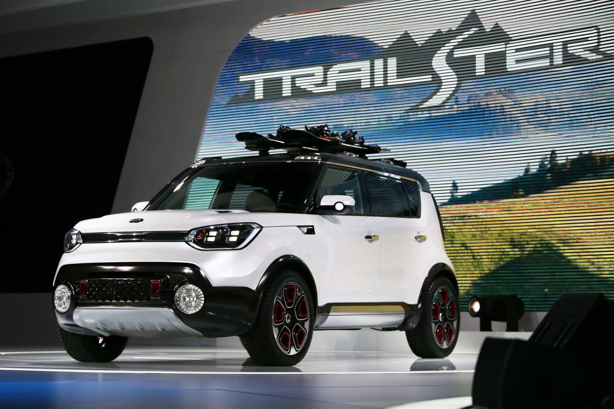 40 All New Kia Trailster 2019 Redesign