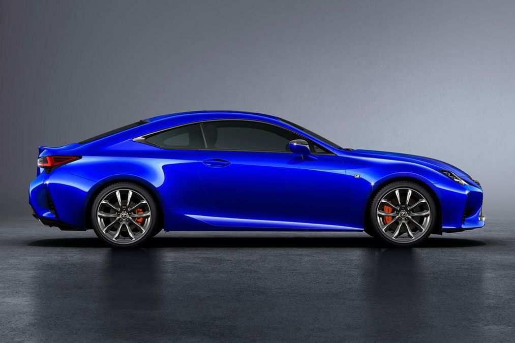 40 All New Lexus 2019 Coupe New Review