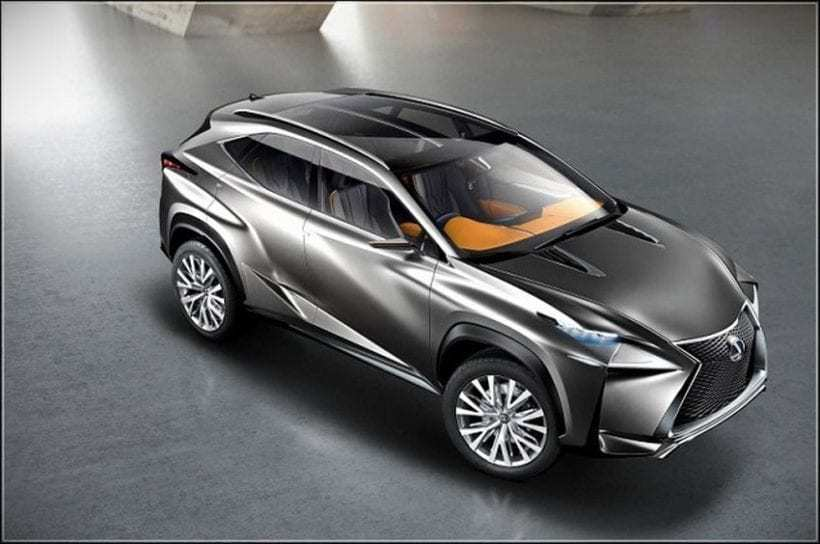 40 All New Lexus Rx 350 Redesign 2020 Spesification