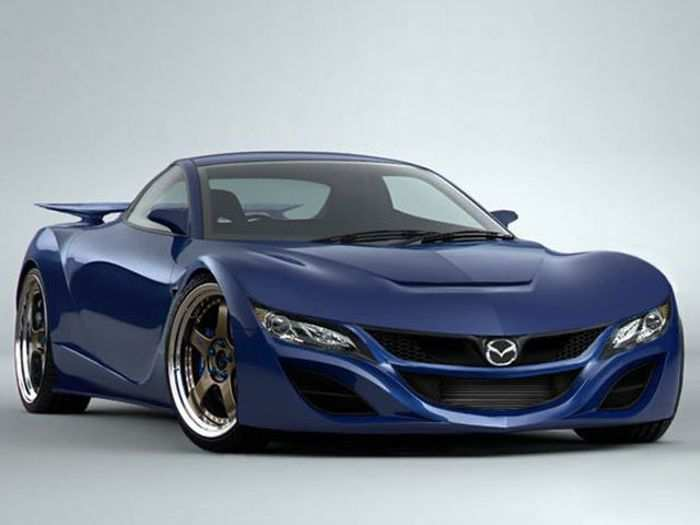 40 All New Mazda Rx7 2020 Spy Shoot