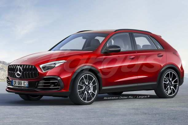 40 All New Mercedes Gla 2019 Release Date And Concept