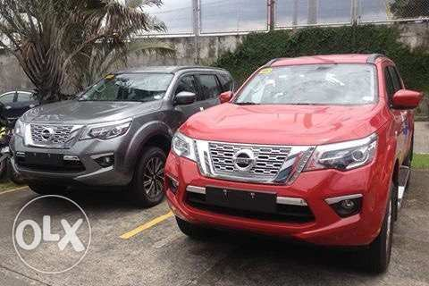 40 All New Nissan Terra 2019 Philippines Release