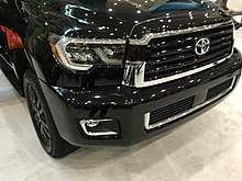 40 All New Toyota Sequoia 2019 Redesign Exterior