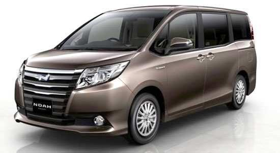 40 All New Toyota Voxy 2020 Redesign