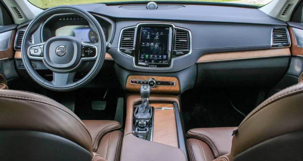 40 All New Volvo Xc90 2019 Interior Configurations