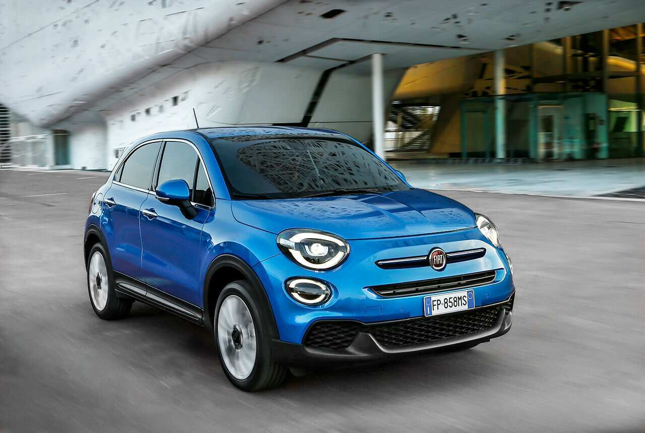 40 Best 2019 Fiat 500X Redesign And Review