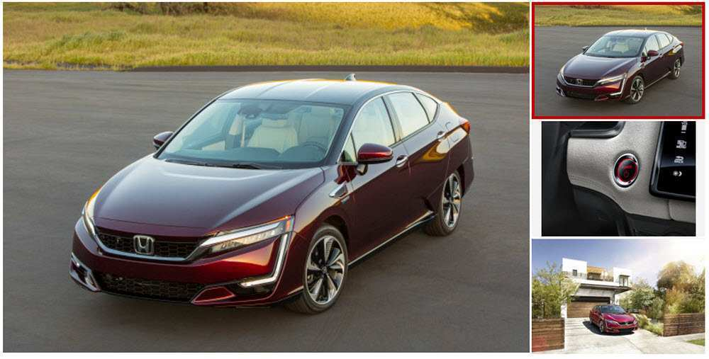 40 Best 2019 Honda Fcev Configurations