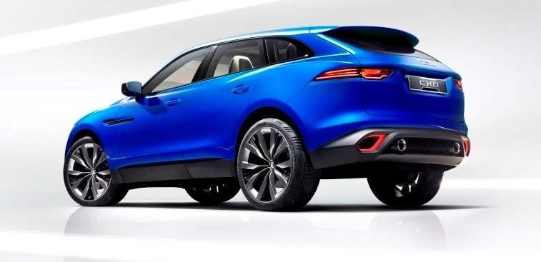 40 Best 2019 Jaguar C X17 Crossover Pictures