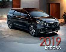 40 Best 2019 Kia Sedona Brochure Review And Release Date