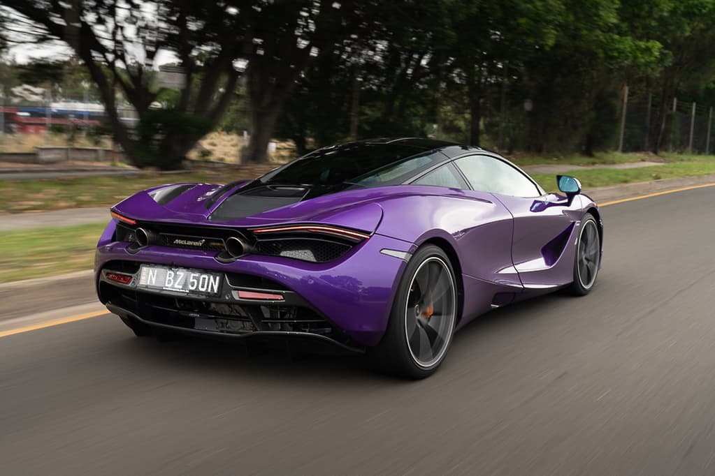 40 Best 2019 McLaren 570S Coupe Price Design And Review