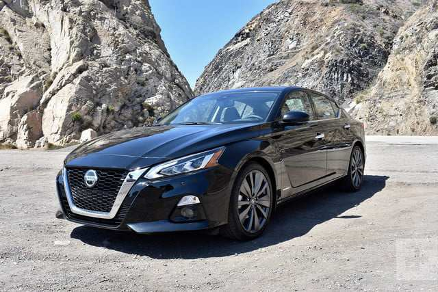 40 Best 2019 Nissan Altima Black New Review