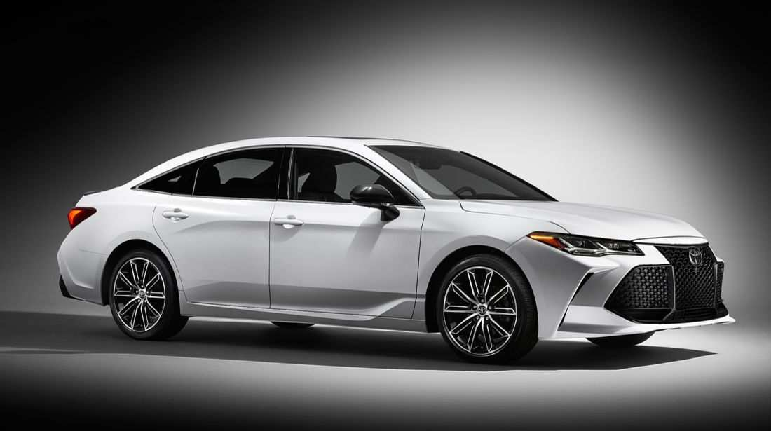 40 Best 2019 Toyota Avalon Picture