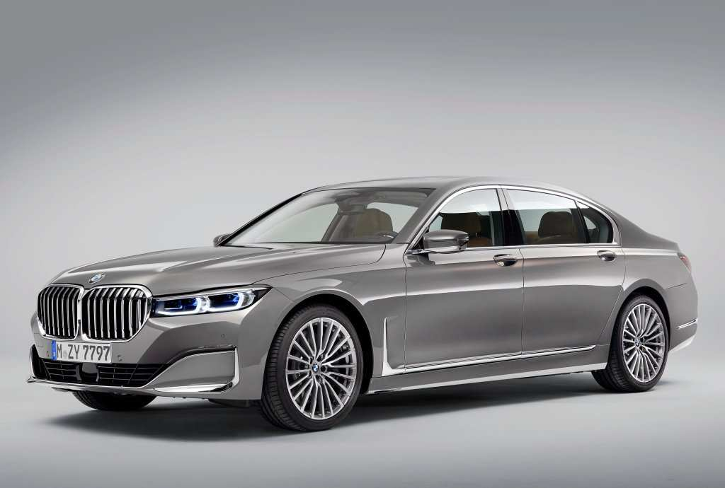 40 Best 2020 BMW 750Li Release Date And Concept