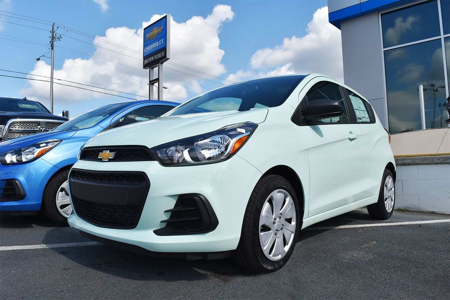 40 Best 2020 Chevrolet Spark First Drive