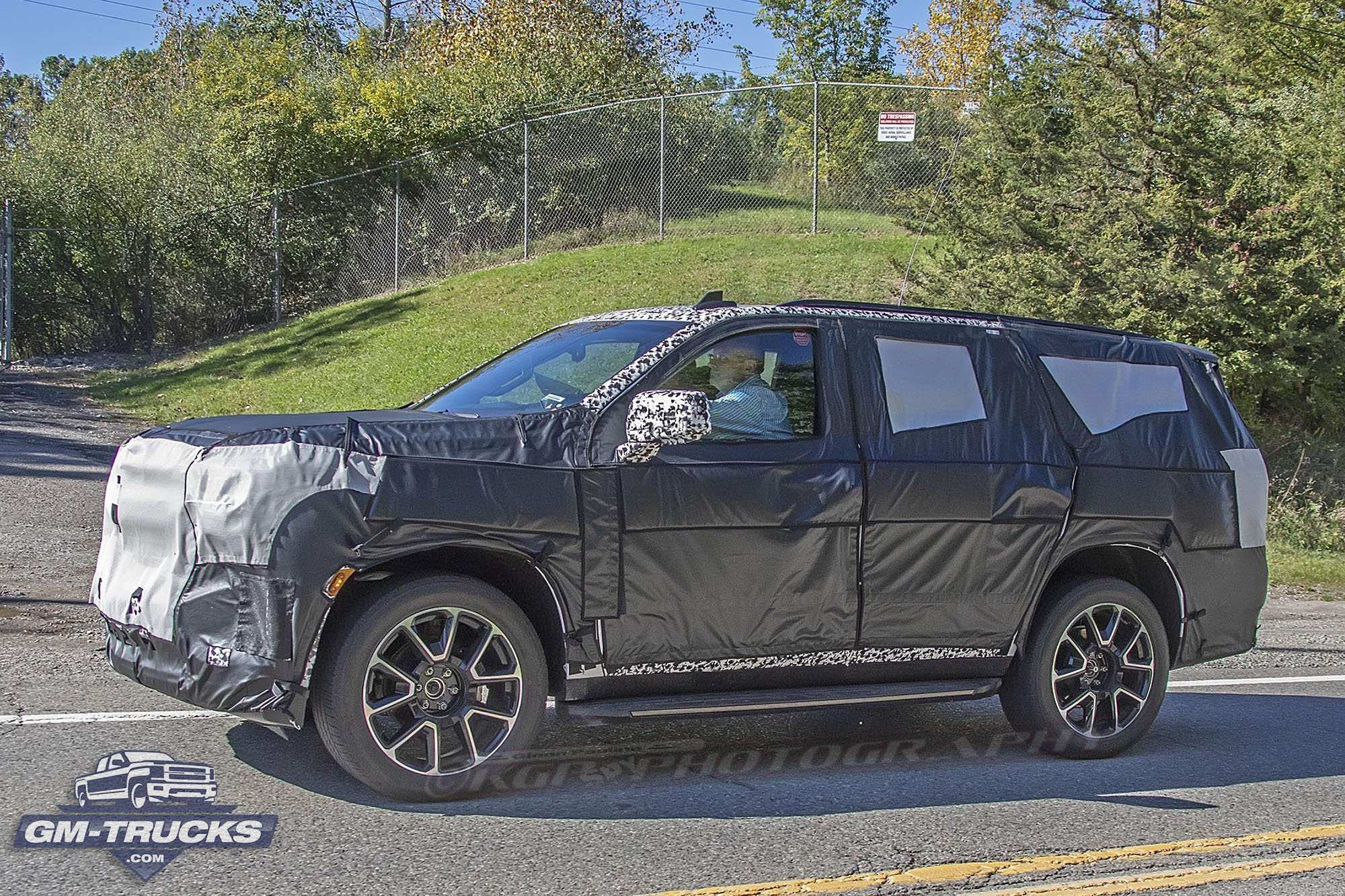 40 Best 2020 GMC Yukon Spy Photos Release