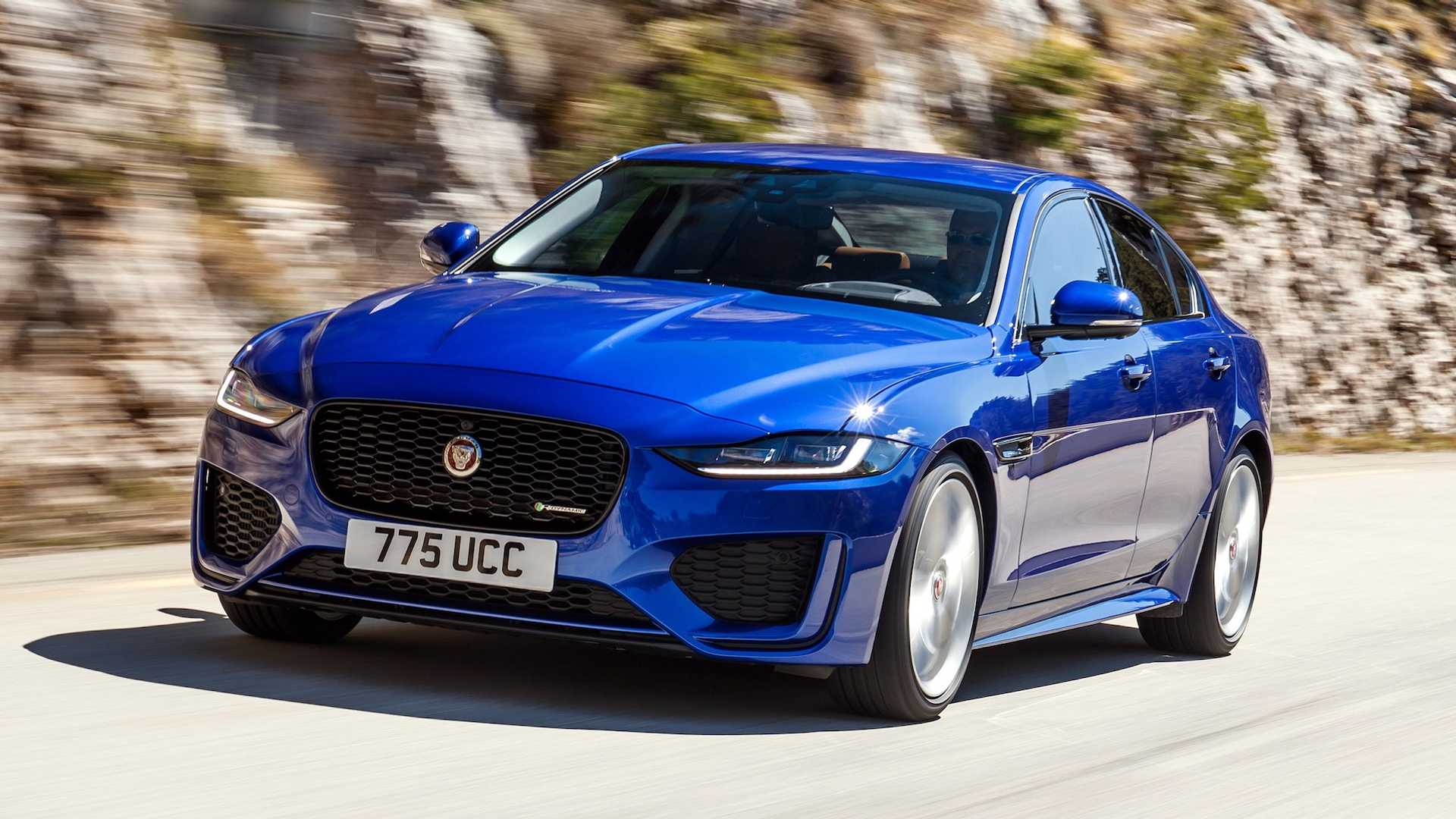 40 Best 2020 Jaguar Xe Sedan Concept