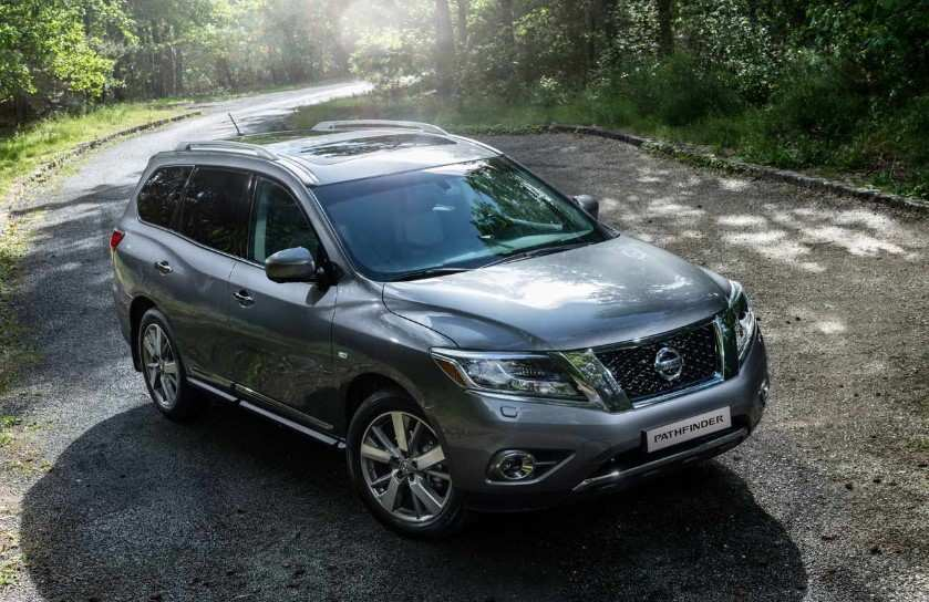 40 Best 2020 Nissan Pathfinder Hybrid Exterior And Interior
