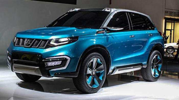 40 Best 2020 Suzuki Grand Vitara Preview Engine