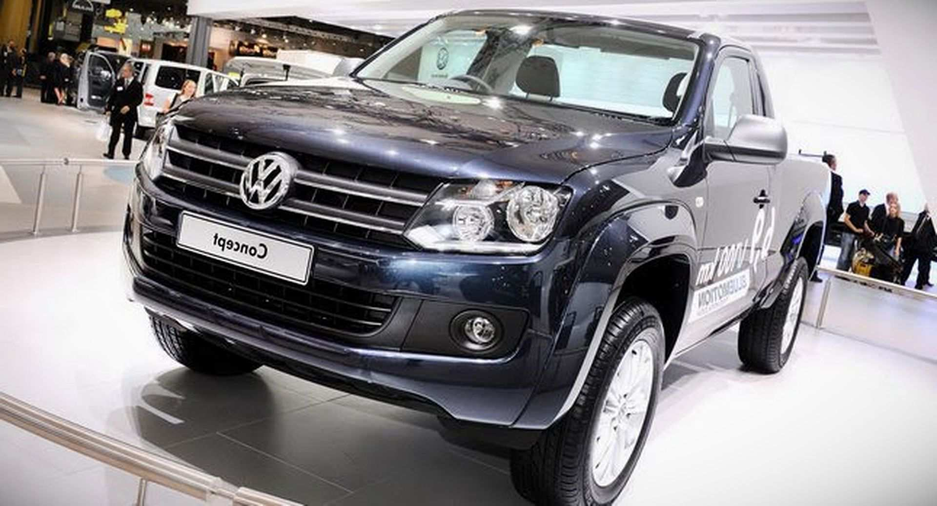 40 Best 2020 VW Amarok Price And Review