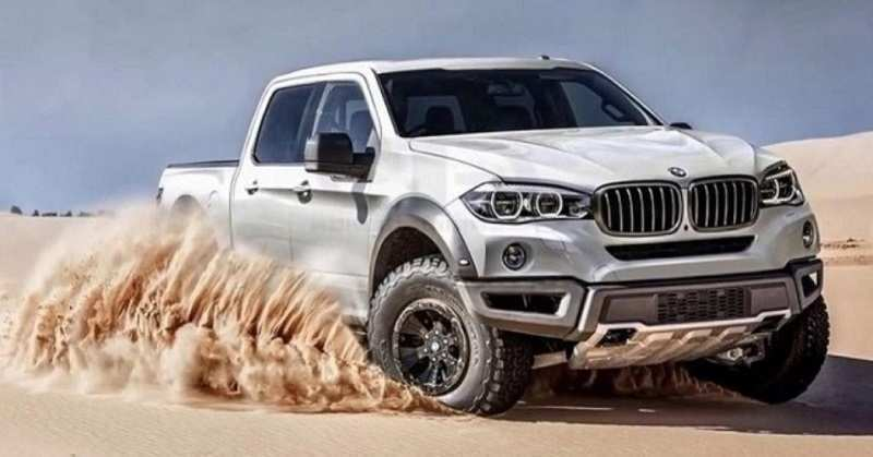 40 Best BMW Pickup 2020 Redesign
