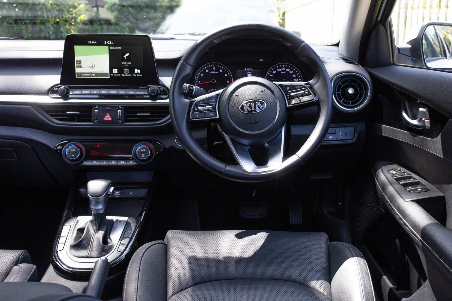 40 Best Kia Cerato 2019 Interior Wallpaper