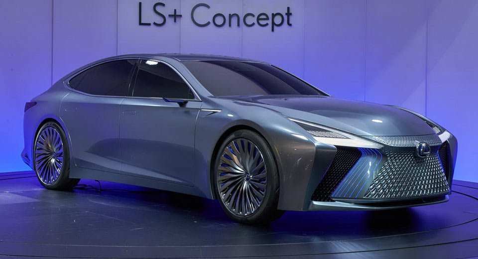 40 Best Lexus Concept 2020 Specs And Review