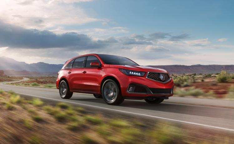 40 New 2019 Acura Mdx Rumors Speed Test