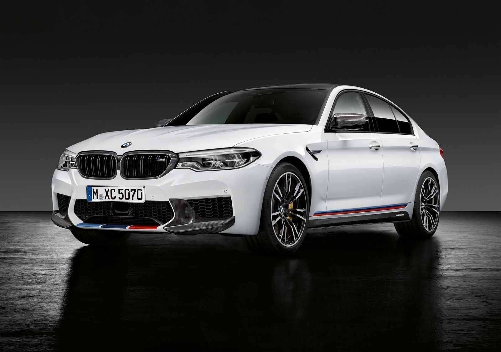 40 New 2019 BMW M5 Get New Engine System Speed Test