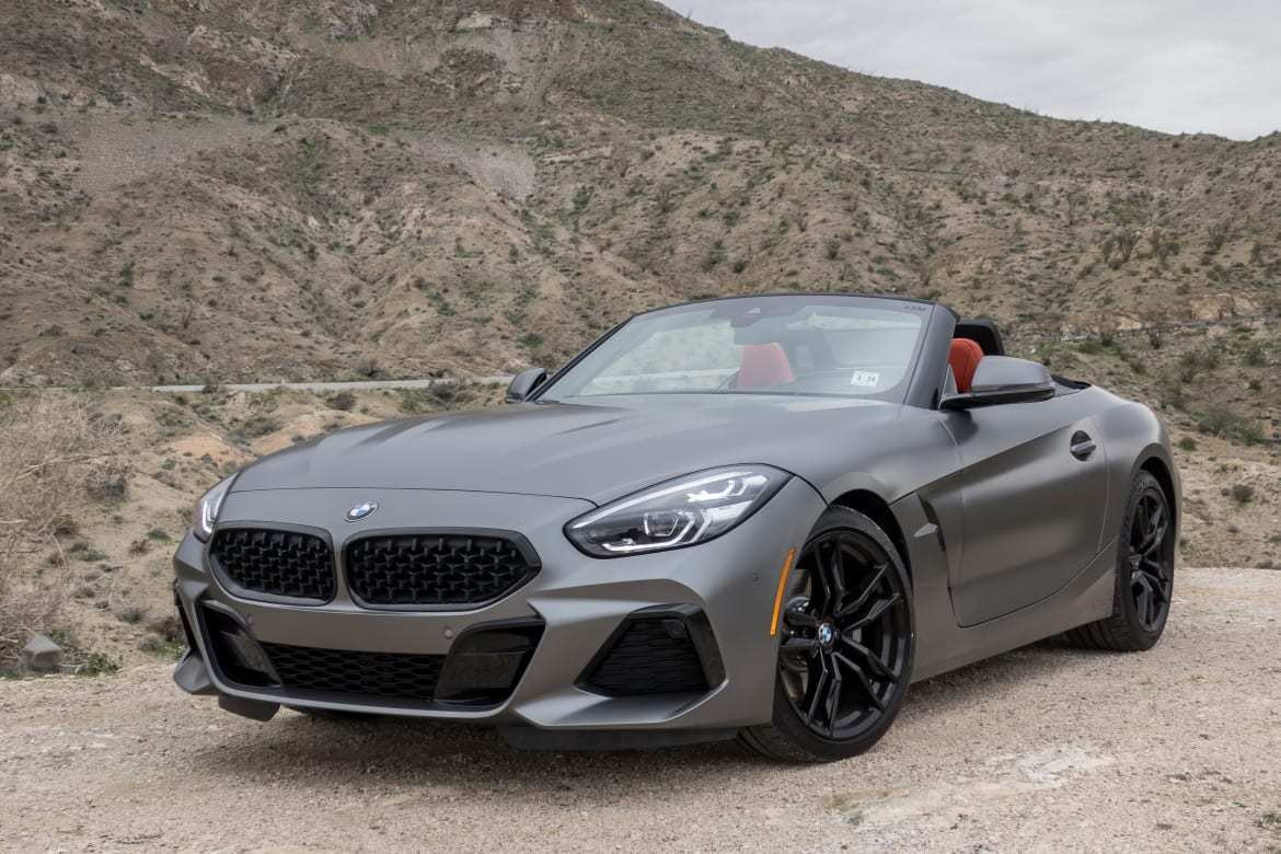 40 New 2019 BMW Z4 Roadster Performance And New Engine