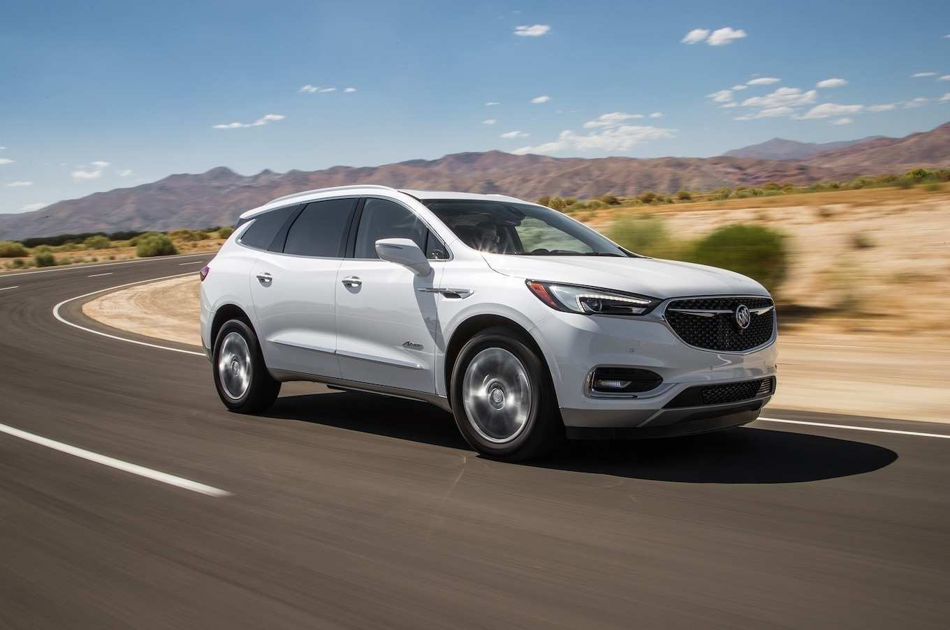 40 New 2019 Buick Enclave Spy Photos Ratings