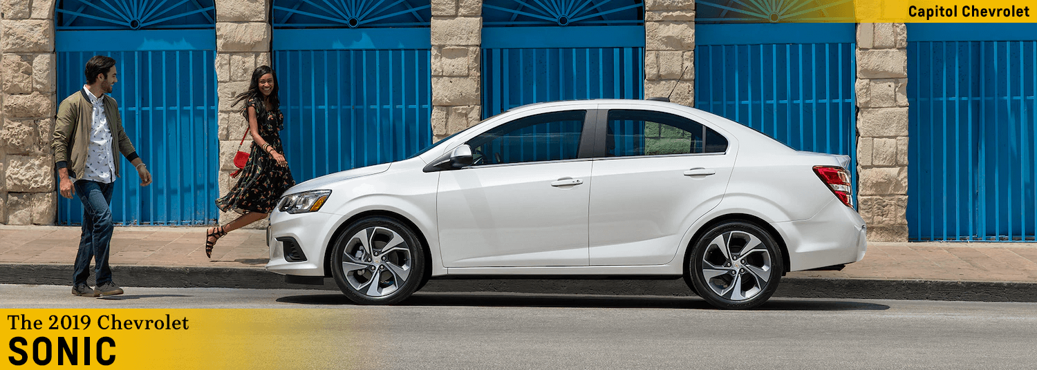40 New 2019 Chevy Sonic New Model And Performance