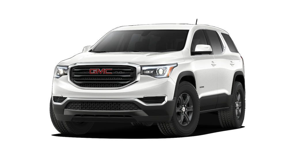 40 New 2019 GMC Acadia Price And Review