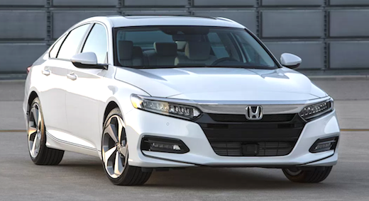 40 New 2019 Honda Accord Coupe Spirior Spesification