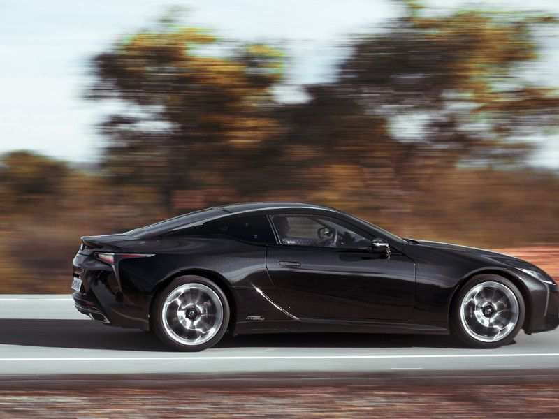 40 New 2019 Lexus Lf Lc Engine