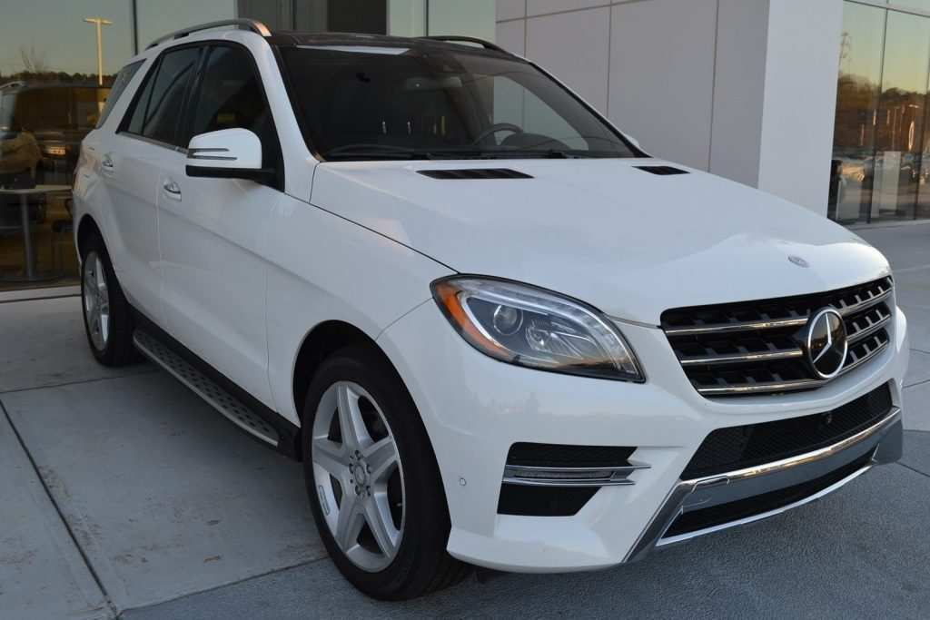40 New 2019 Mercedes Ml Class New Model And Performance