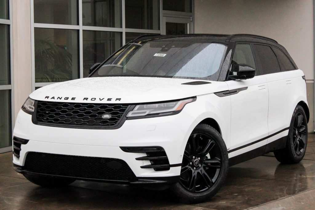 40 New 2019 Range Rover Evoque Xl Exterior And Interior