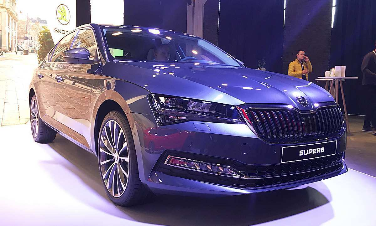 40 New 2019 Skoda Superb Release