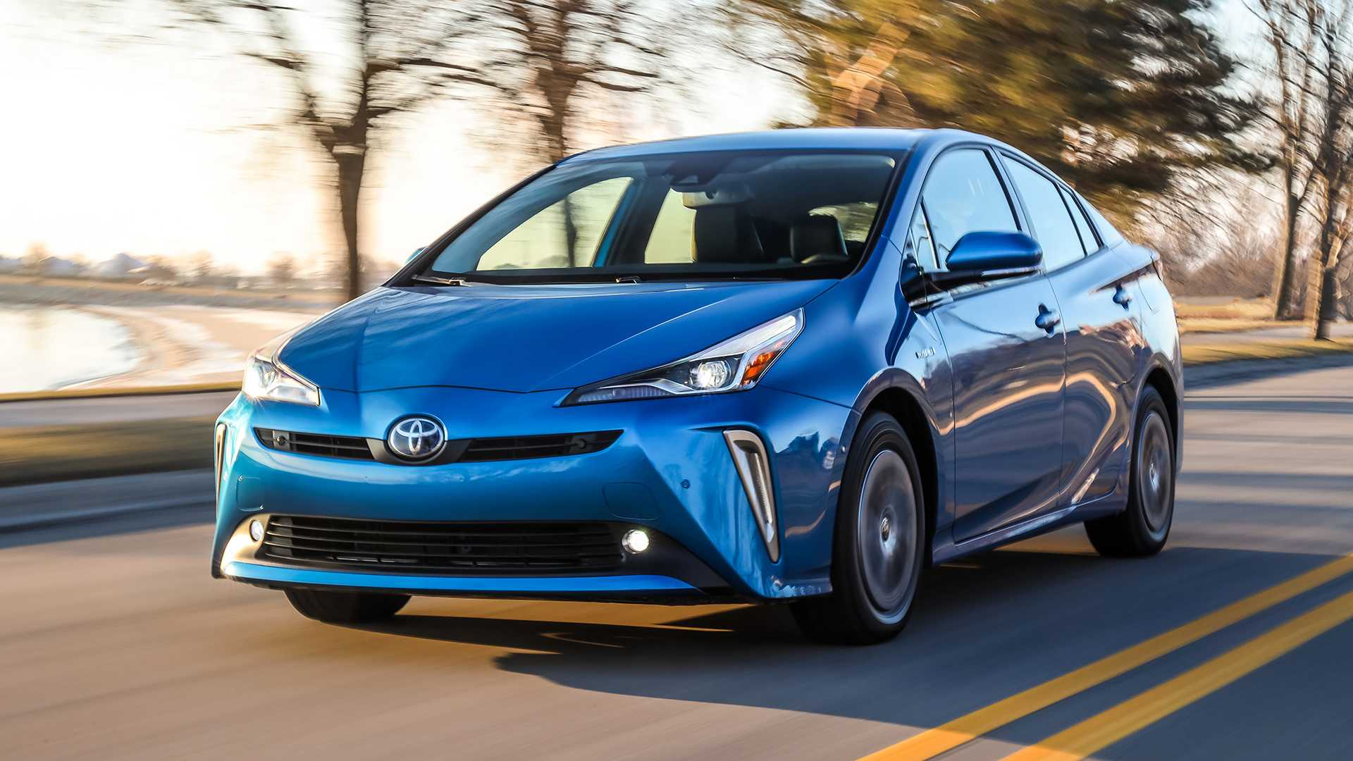 40 New 2019 Toyota Prius Redesign And Review