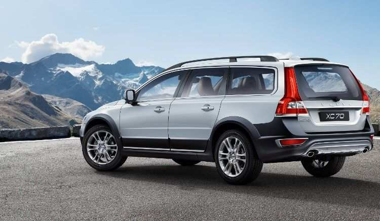 40 New 2019 Volvo V70 Exterior And Interior