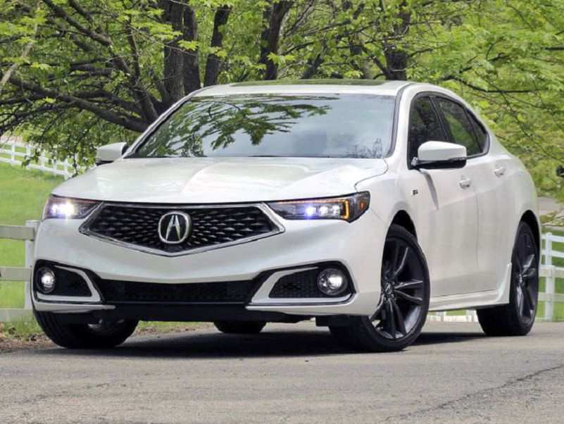 40 New 2020 Acura TLX Images
