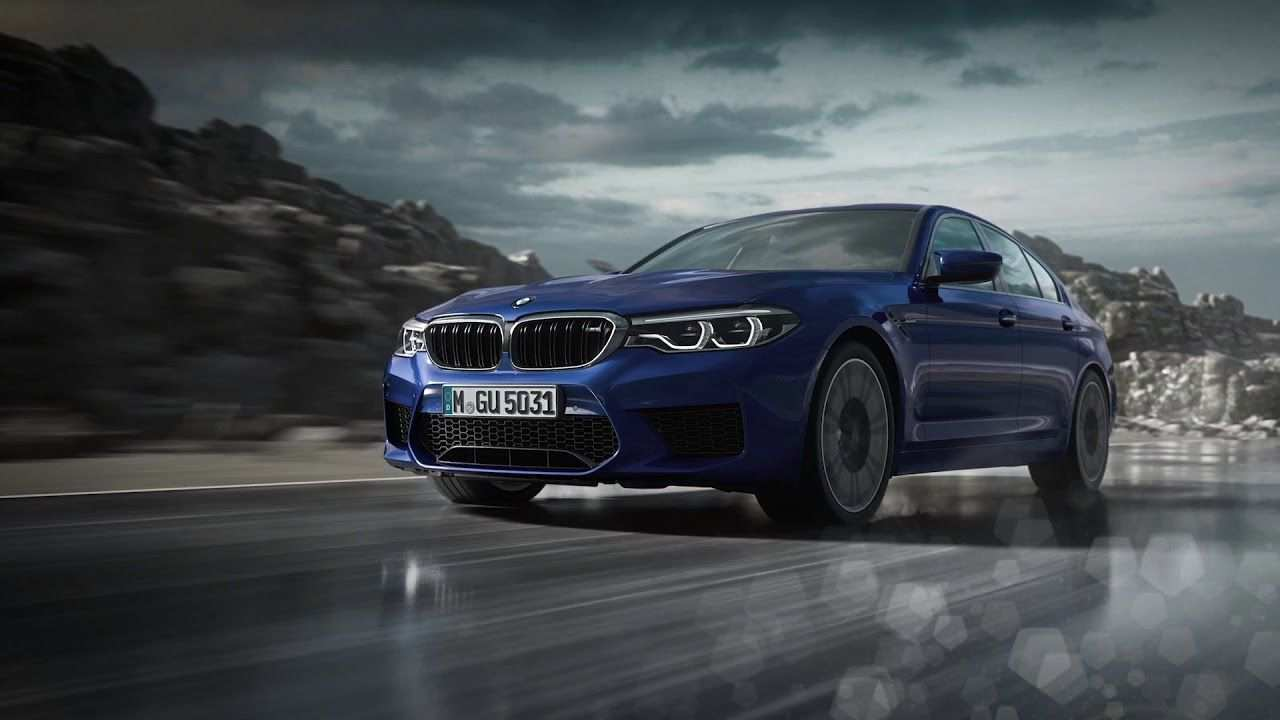40 New 2020 BMW M5 Xdrive Awd Engine
