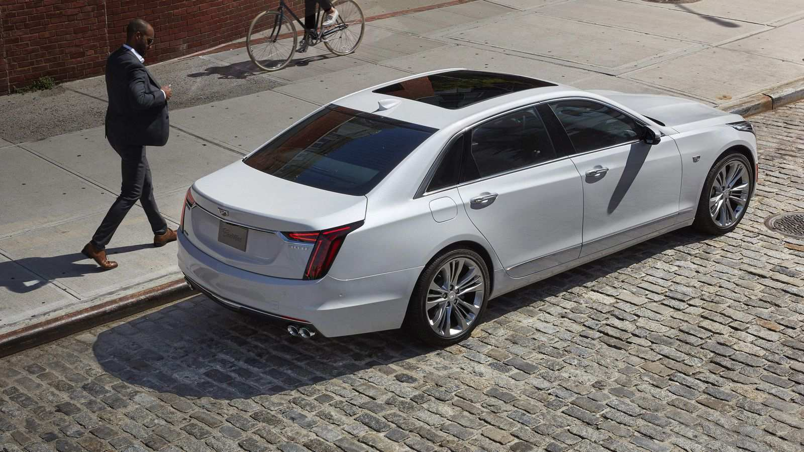 40 New 2020 Cadillac CT6 Style
